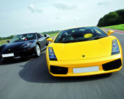 Ferrari and Lamborghini Driving Experience