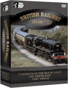 British Railway Journeys - Triple Pack