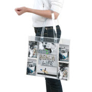 Picture Bag with 7 Photo Frame Pockets PVC - Large