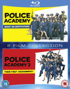 Police Academy 1 and 2