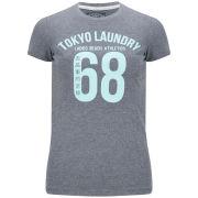Tokyo Laundry Women's Megan T-Shirt - Eclipse Blue Marl