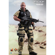 Hot Toys Roadblock G.I. Joe Retaliation 12 Inch Figure