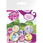 My Little Pony Characters - Badge Pack