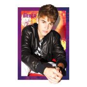 Justin Bieber Pin Up - Lenticular Poster - 47 x 67cm