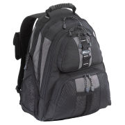 Targus Sport 15.4 Inch Laptop Backpack Case - Black