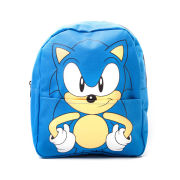 Sega Sonic The Hedgehog Character Mini Backpack