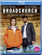 Broadchurch - Series 1 & 2