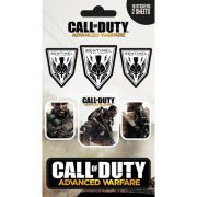 Call of Duty Advanced Warfare Sentinel Sticker Pack