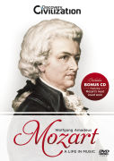 Mozart (Includes CD)