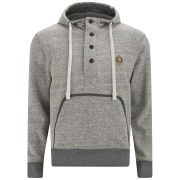 Jack & Jones Mens Crash Sweat - Grey Malange