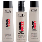 KMS California TameFrizz Ultimate Smoothing Trio