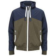 55 Soul Men's Angelo Jacket - Racing Green/Navy