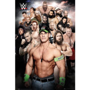 WWE Collage - Maxi Poster - 61 x 91.5cm