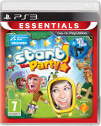Start the Party!: Essentials (PlayStation Move)