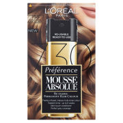 L'Oreal Paris Preference Mousse Absolue - 730 Sun - Kissed Dark Blonde