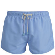 Oiler & Boiler Men's Shortie Swim Shorts - Little Boy Blue