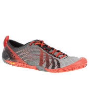 Merrell Men's Vapour Glove Trail Running Shoes - Black/Red