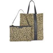 BOSS Orange Women's Charlyn Tote Bag - Leopard