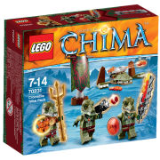 LEGO Chima: Crocodile Tribe Pack (70231)