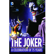 Joker A Celebration of 75 Years Hardback