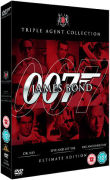 James Bond - Ultimate Red Triple Pack
