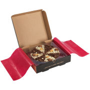 The Gourmet Chocolate Pizza Company Double Delight 7 Inch Pizza