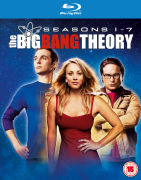 The Big Bang Theory - Seasons 1-7