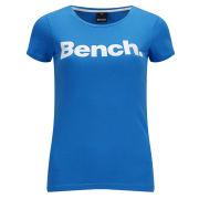Bench Women's New Deck T-Shirt - Swedish Blue