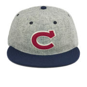 Ebbets Field Flannels Men's Chunichi Dragons Strap Back Cap - Navy