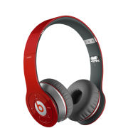 Beats By Dr. Dre: Solo HD Wireless Headphones Including Mic - Red