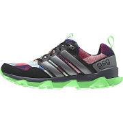 adidas Men's Gsg 9 Running Shoes - Grey/Black/Green