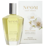 Neom Luxury Organics Bath Oil - Real Luxury (100ml)