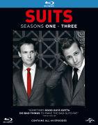 Suits - Temporadas 1-3