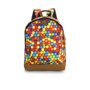 Mi-Pac Premium Gumballs Sublimated Print Backpack - Multi