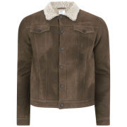 Jean Machine Men's J.M-4 Shearling Jacket - Drive