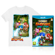 Sonic Boom: Rise of Lyric with FREE T-Shirt (Small)