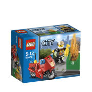LEGO City: Fire Motorcycle (60000)
