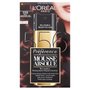 L'Oreal Paris Preference Mousse Absolue - 556 Rich Burgundy Red