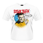 Star Trek Men's T-Shirt - Beam Me Up Scotty