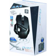 Cyborg R.A.T.7 Wired Gaming Mouse - Matte Black - Grade A Refurb