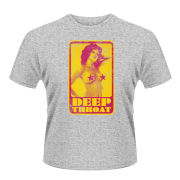 Deep Throat Retro Men's T-Shirt