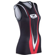 Sugoi Women's RS Triathlon Tank - Black