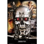 Terminator 2 Collage - Maxi Poster - 61 x 91.5cm