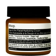 Aesop Sage & Zinc Facial Hydrating Cream SPF15 60ml
