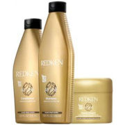 Redken All Soft Thick Hair Care Pack (3 Products)