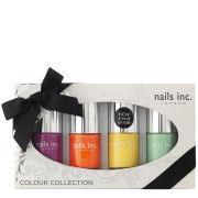 Nails Inc. Lollipops Collection (4 Products)