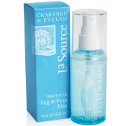 Crabtree & Evelyn La Source Reviving Foot & Leg Mist (80ml)
