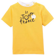 Tour De France Baby T-Shirt - Yellow