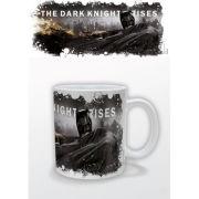 DC Comics Batman Dark Knight Rises Cityscape Mug