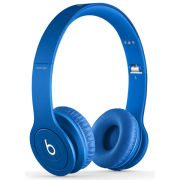 Beats By Dr Dre: Solo HD Headphones with Microphone & Remote - Monochromatic Blue  - Grade A Refurb